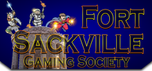 Fort Sackville Gaming Society
